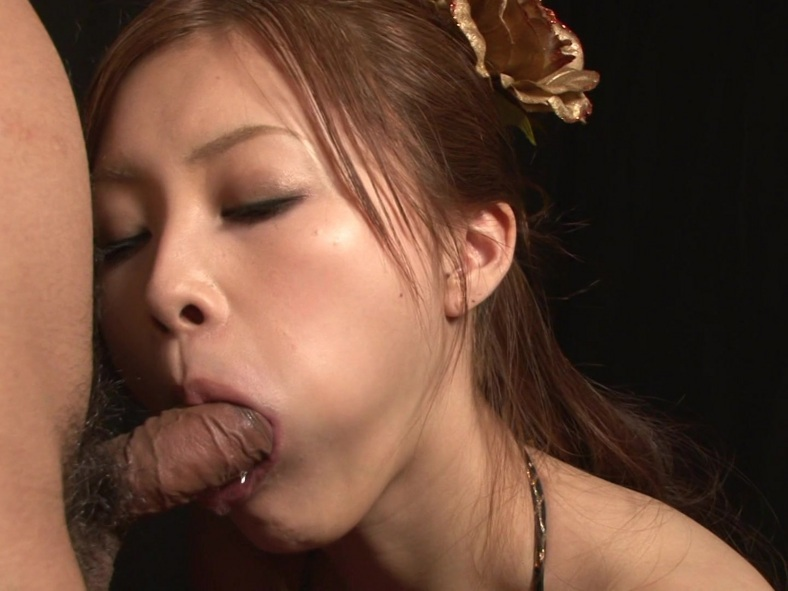 Slutty Asian girls get their mouths fucked in these movies.