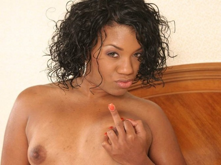Huge naked black women