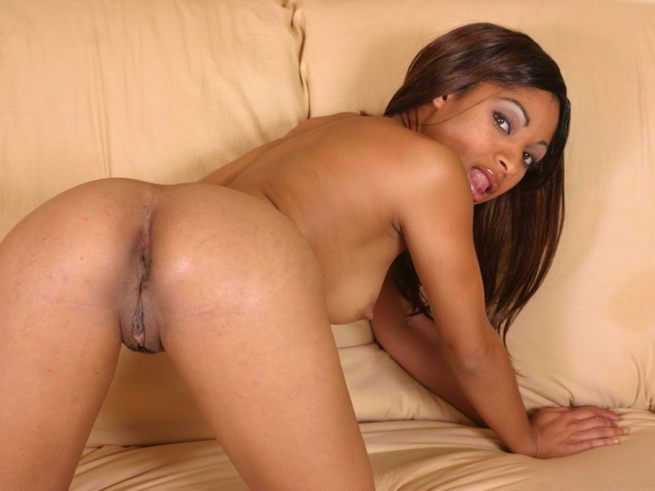 Naked Black Woman-3359