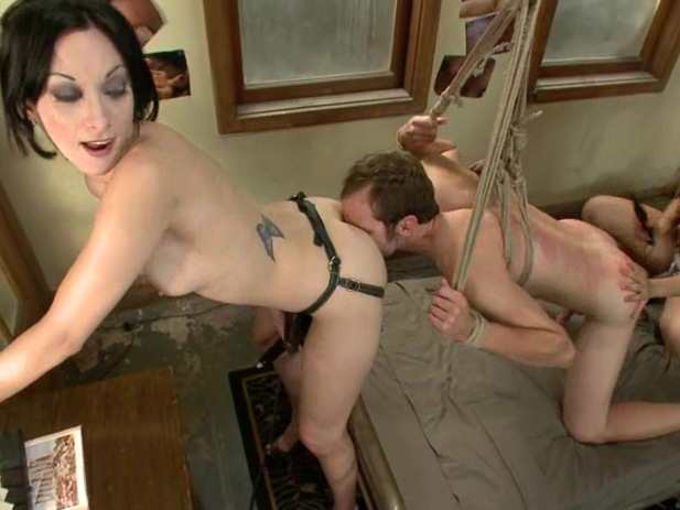 Sex slave dominatrix