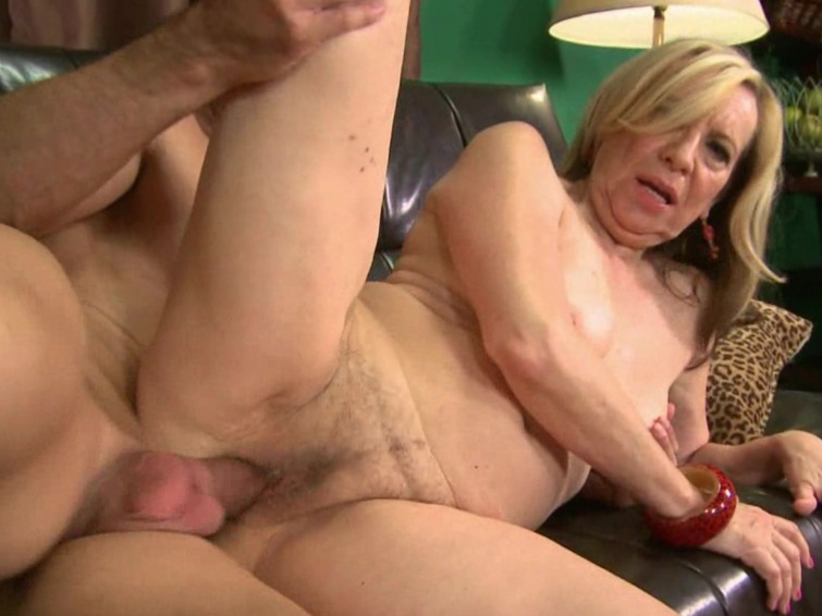 Hot and horny mature