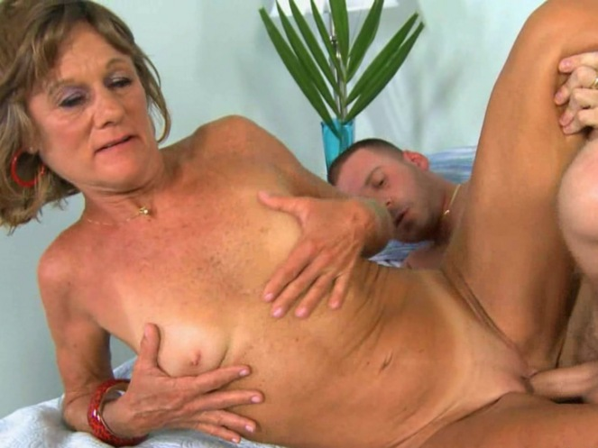 Woman with two vaginas sex