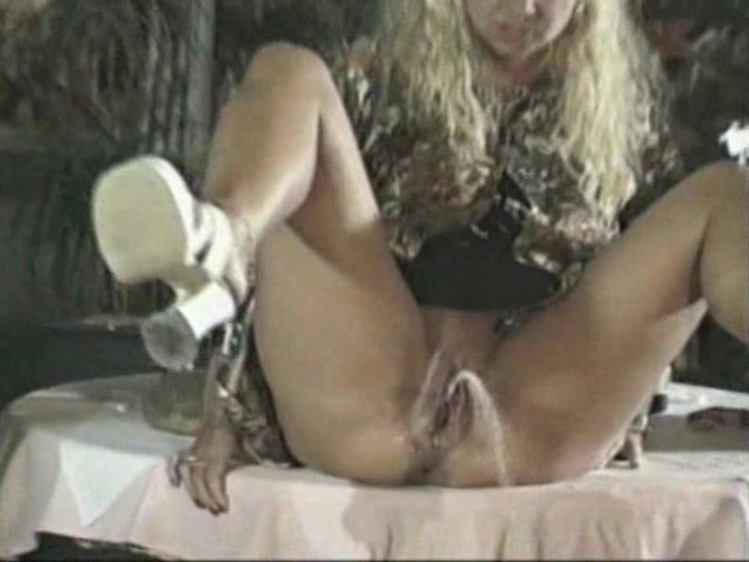Hard core female domination