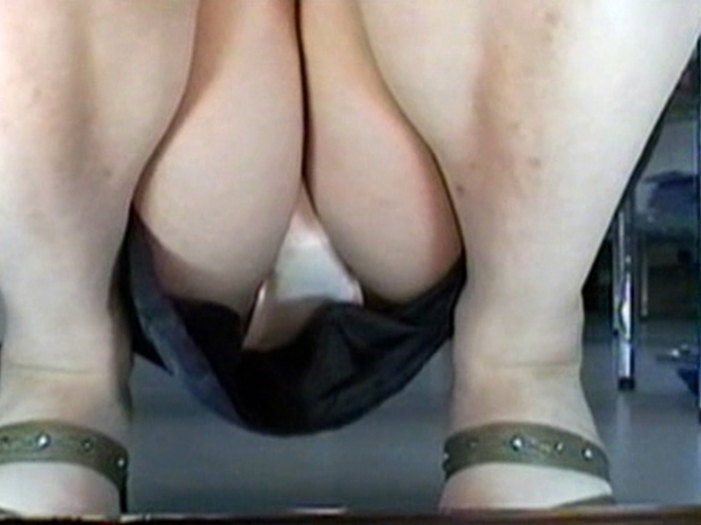 Up skirt webcam
