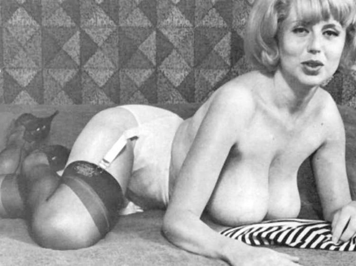 Nudist vintage retro
